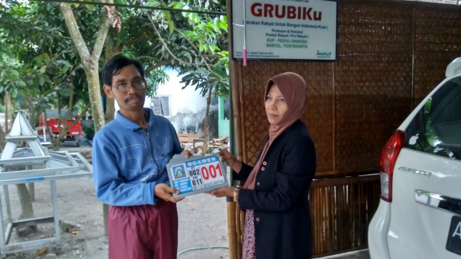 LAYANAN JASA CETAK NOMOR RUMAH TERMURAH DI Jayapura Papua Papua